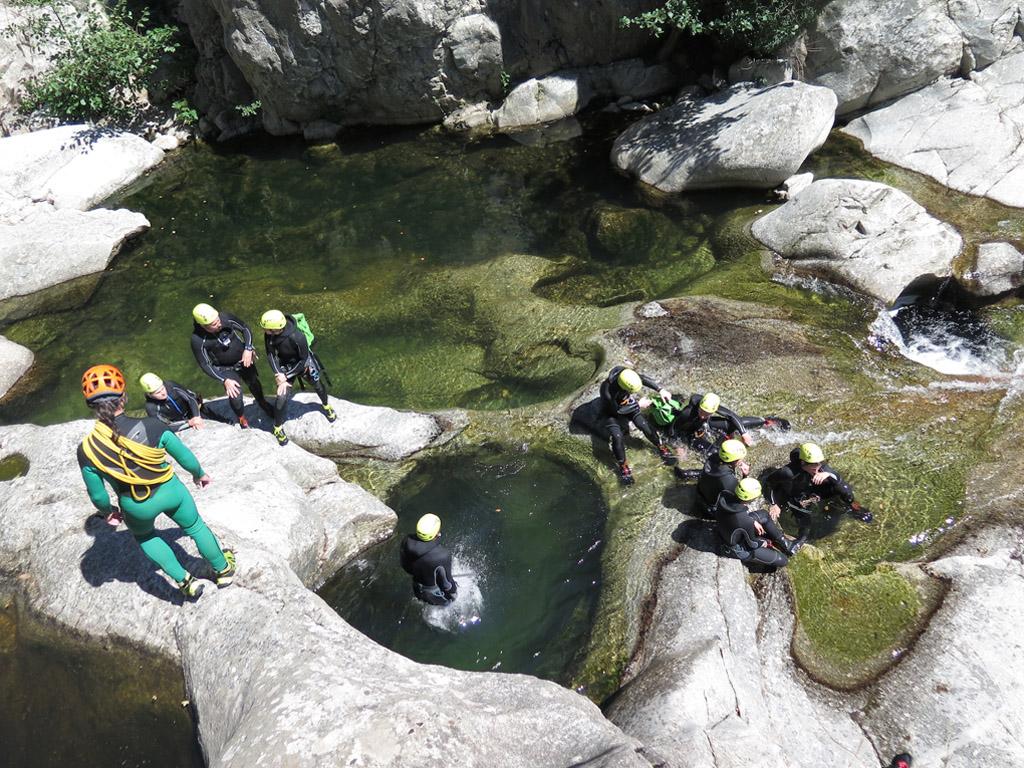 Profitez des piscines naturelles